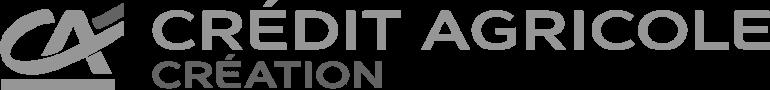 Logo Crédit Agricole Création